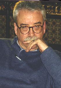 Antonio Martín, en Sevilla, en 2001 - martinfaz