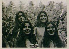 Las cuatro hijas de H.G. Oesterheld