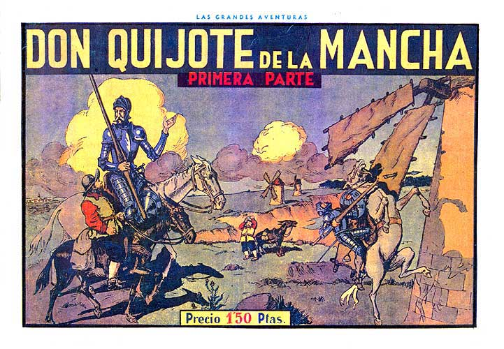Don Quijote de la Mancha 1940 - LITEBEO