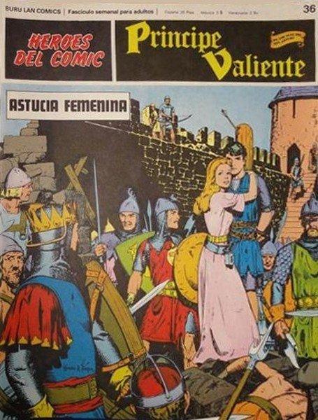 PRINCIPE VALIENTE  Nº 74 ( EDICIONES B ) EDICION HISTORICA. MUY BUEN ESTADO.